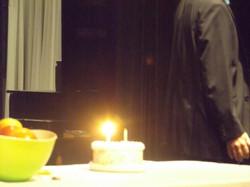 """""""It's somebody's birthday.."""