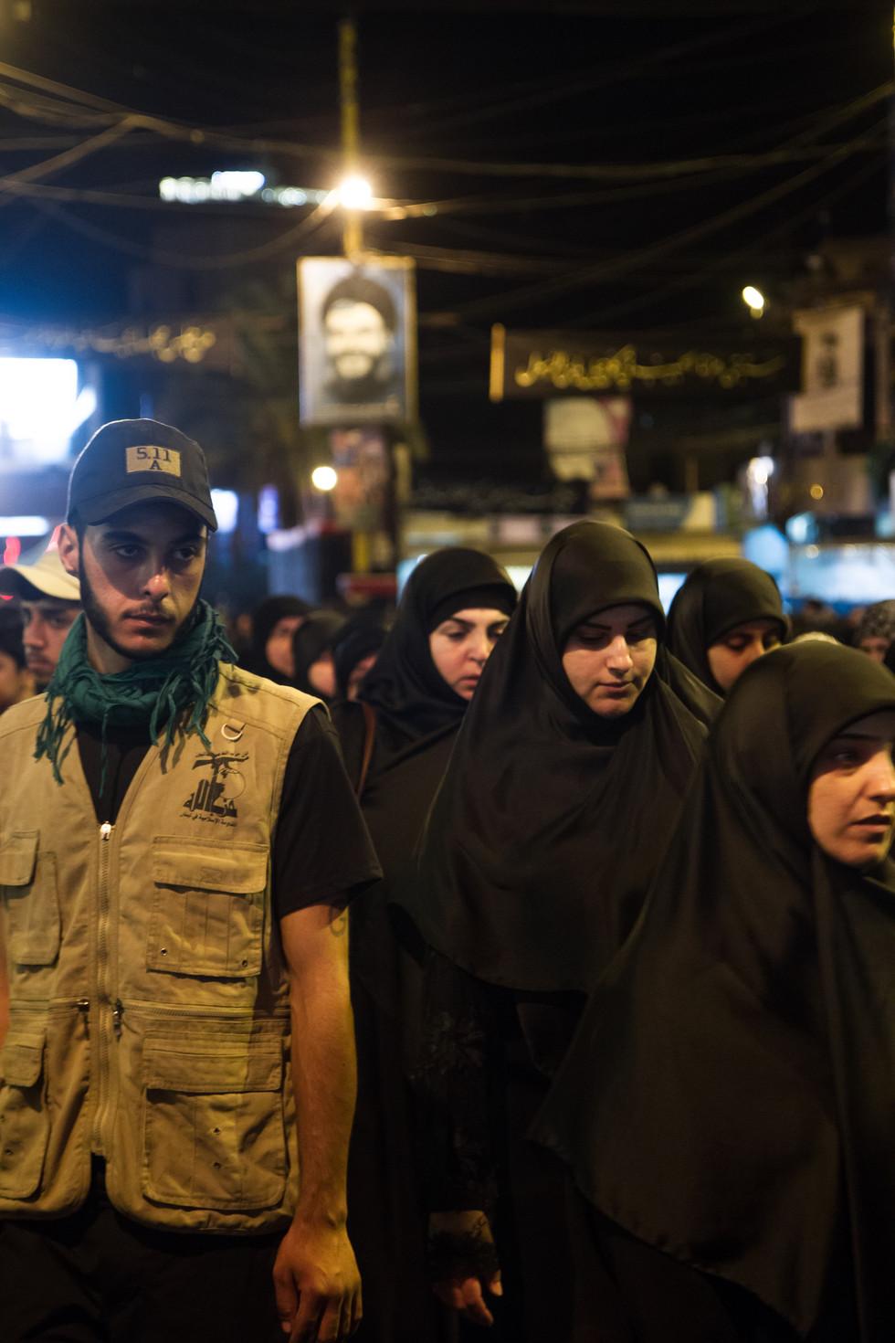 Hezbollah - Nabatiyeh, Liban