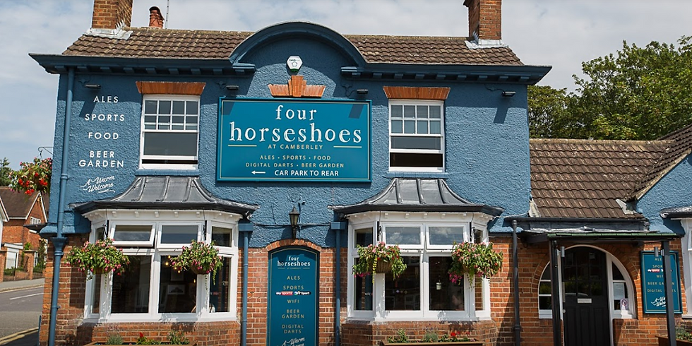 Four Horseshoes, Camberley