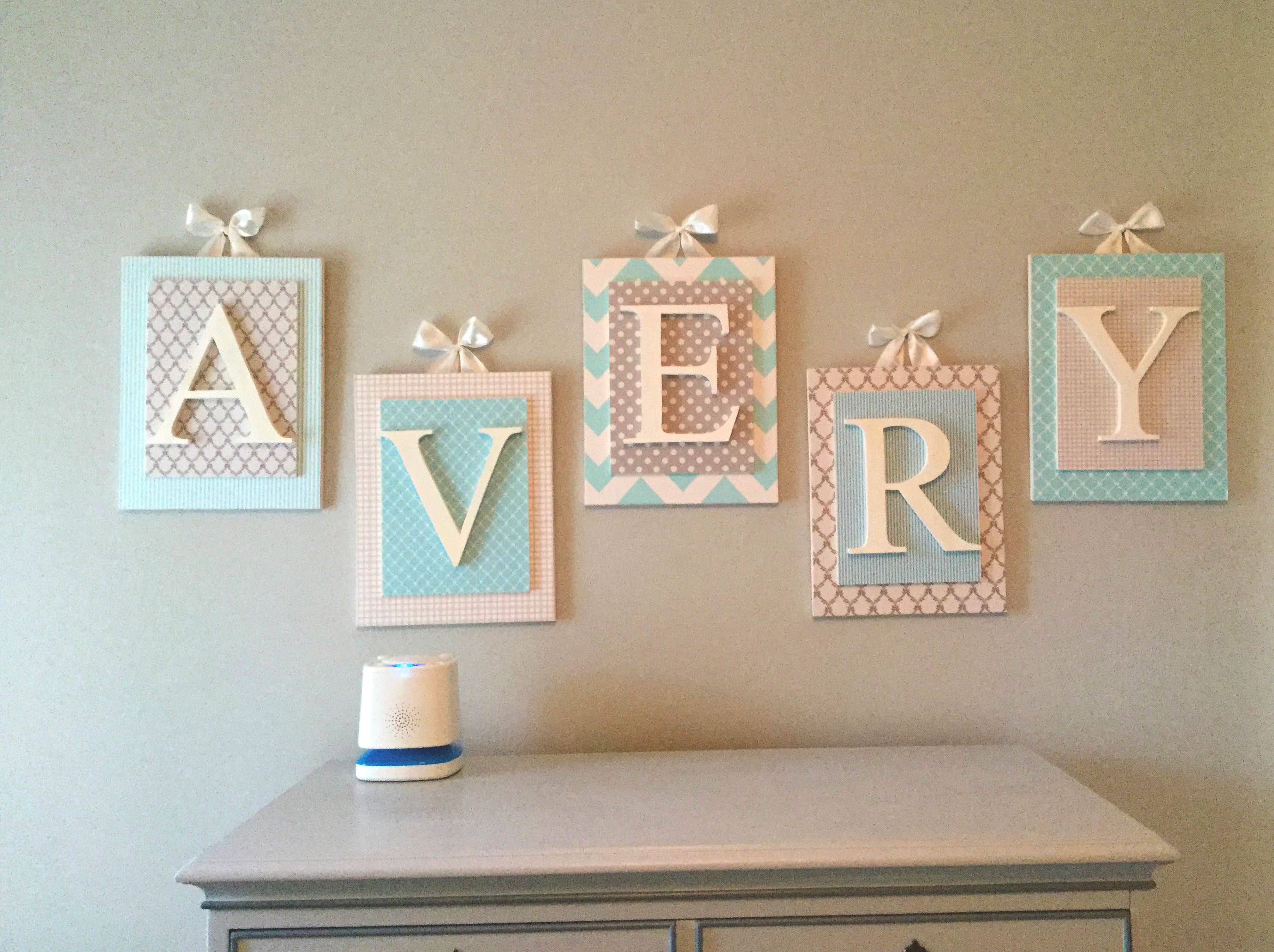 AVERY BOY WALL