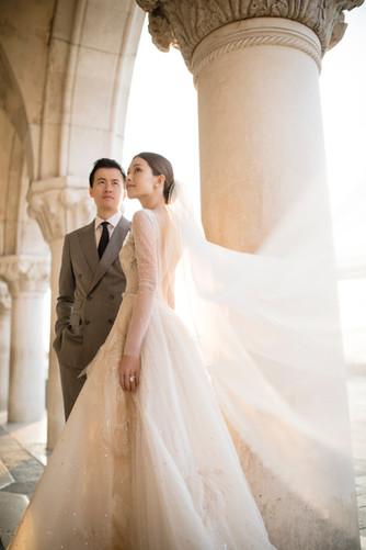 JANICE MAN PRE-WEDDING