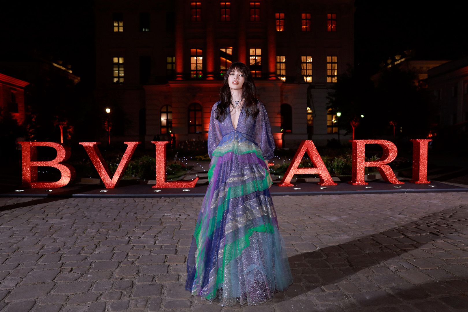 BVLGARI Tribute to Femininity in Moscow