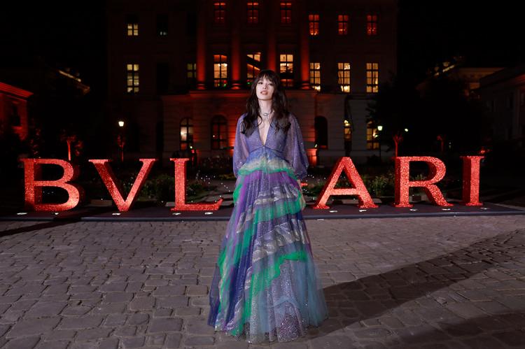 BVLGARI Tribute to Femininity in Moscow