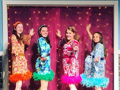 The Marvelous Wonderettes. St John's College High School, Spring,2019