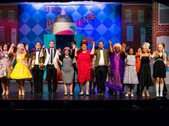Hairspray, Rockville Musical Theatre. Spring, 2019