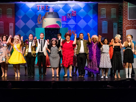 Hairspray, Rockville Musical Theatre. Spring, 2019