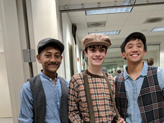 Newsies. Georgetown Prep, Spring 2019