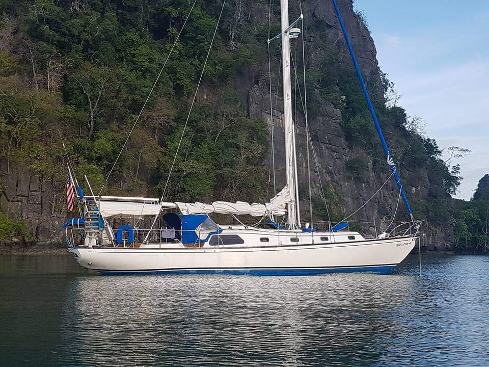 Islander 44 1968 for sale in Thailan