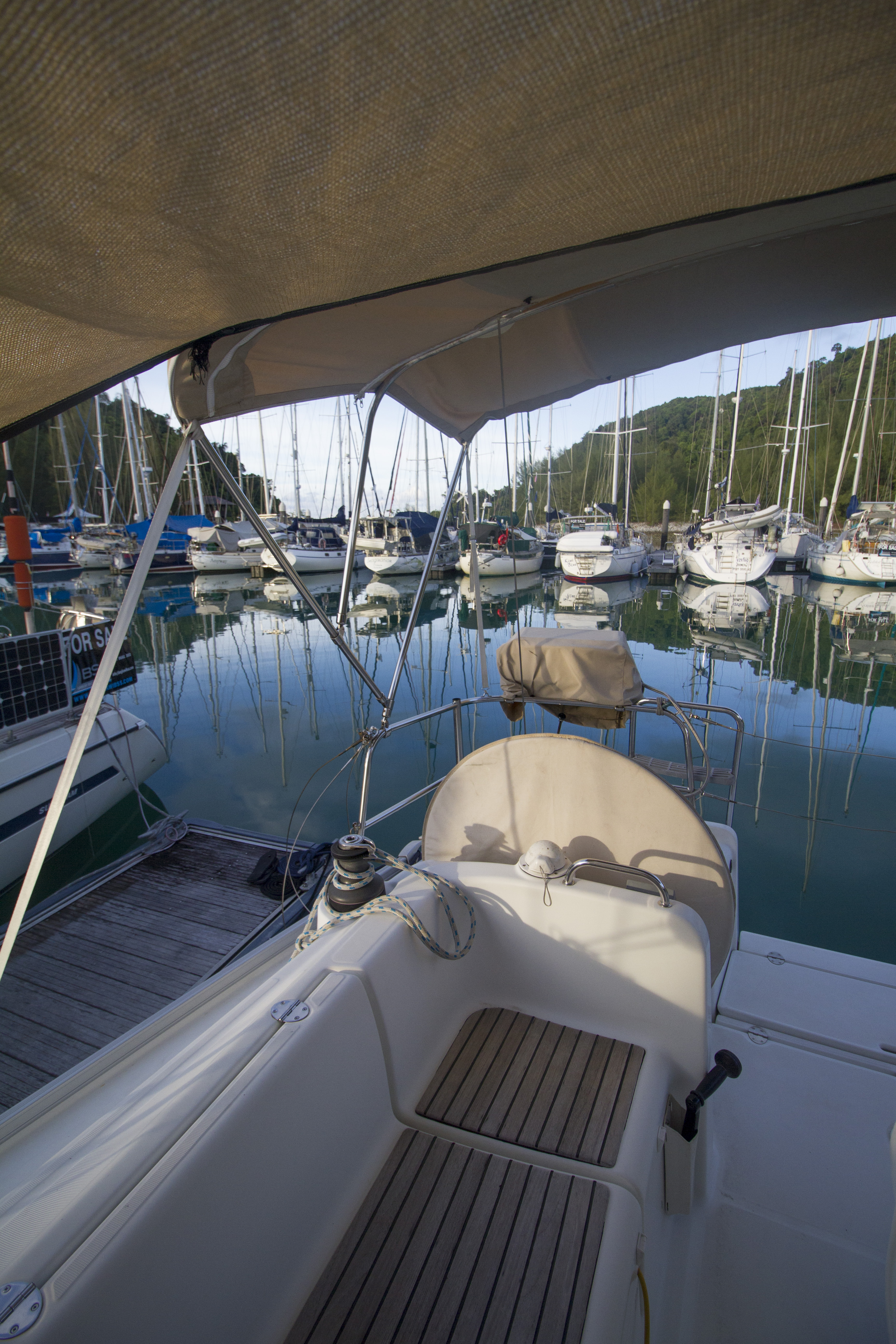 Beneteau Cyclades for sale Malaysia 21