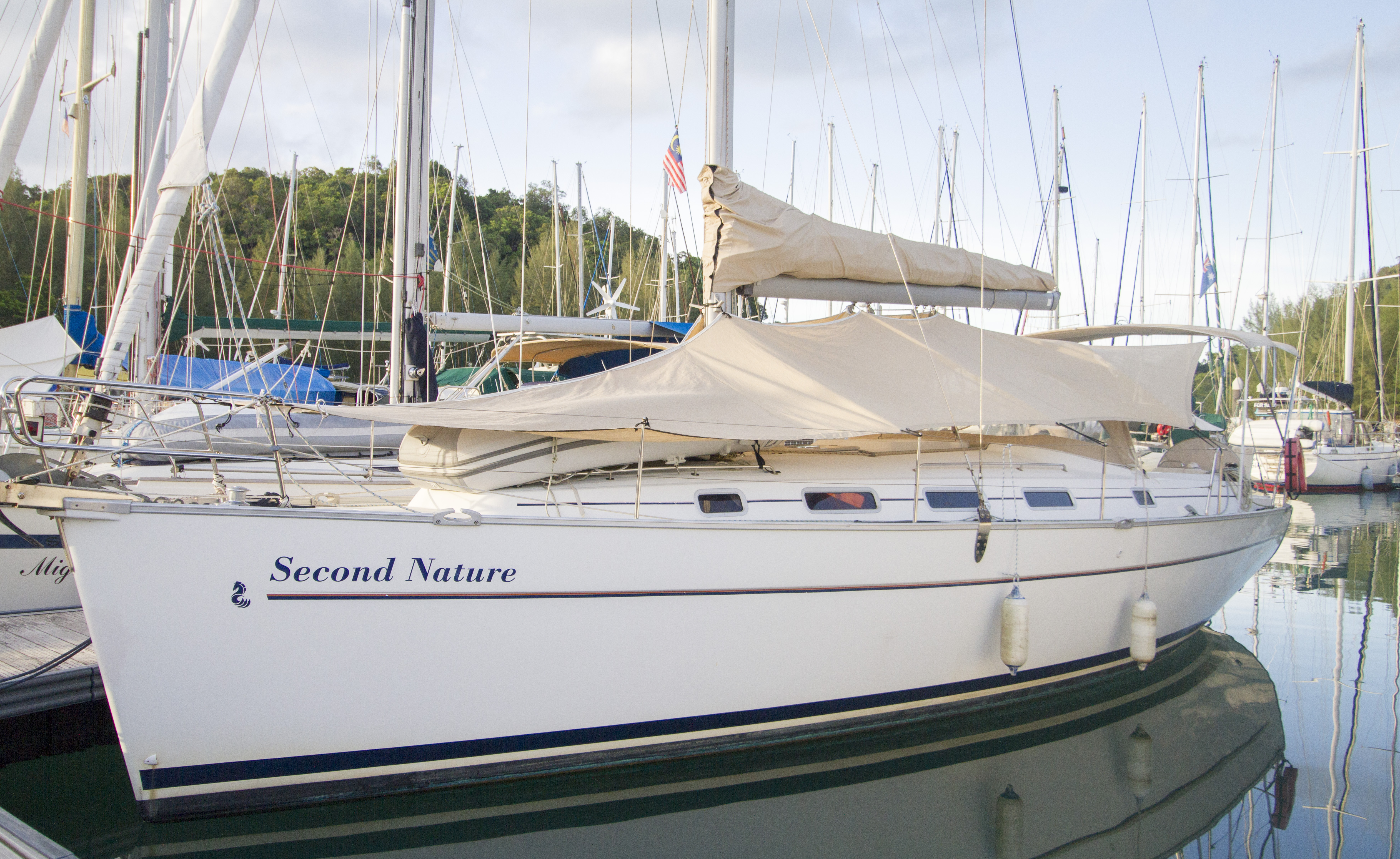 Beneteau Cyclades for sale Malaysia 16