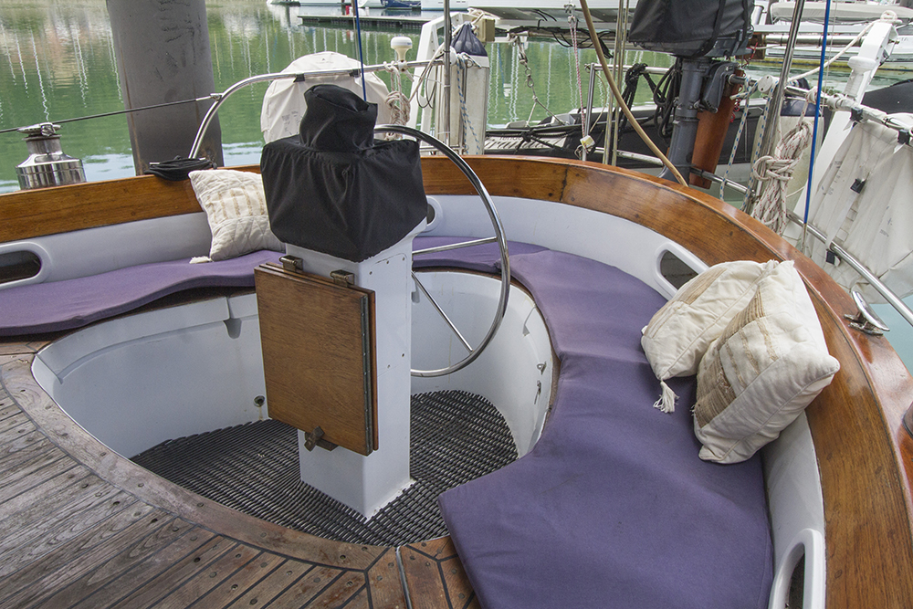 Miranda Yacht for sale malaysia 10
