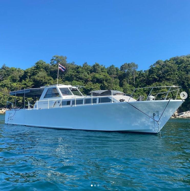 Motor boat for sale in Langkawi