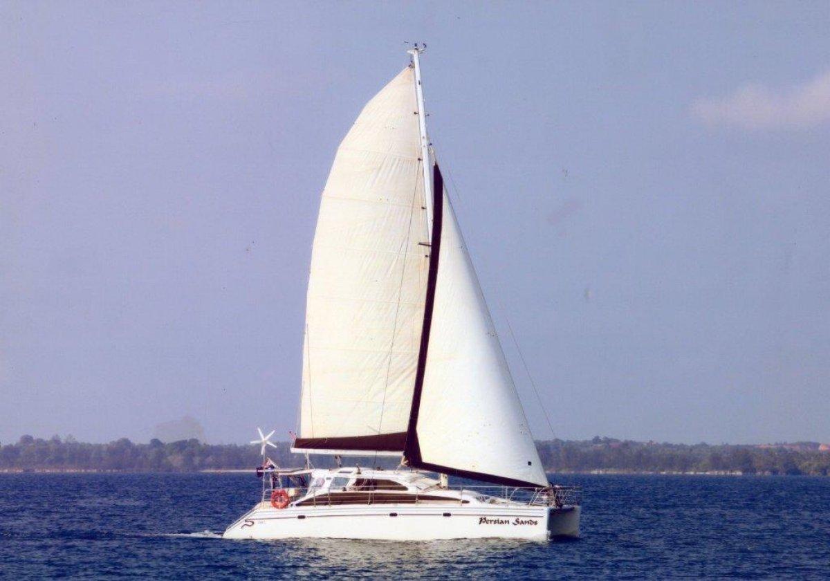 Perry Catamaran Rebak Island, Langkawi
