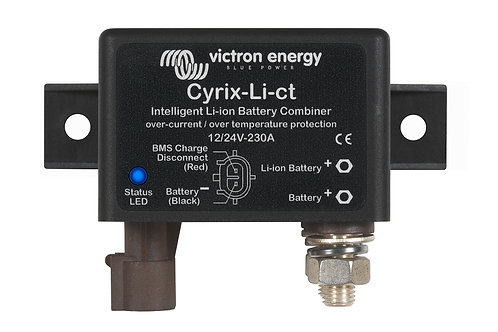Victron Cyrix-Li-charge 12/24V-230A intelligent charge relay