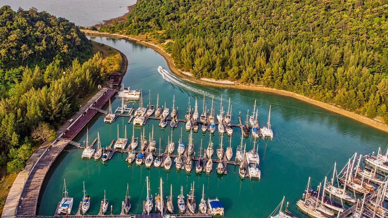 Rebak Marina home of Seaspray Marine Services