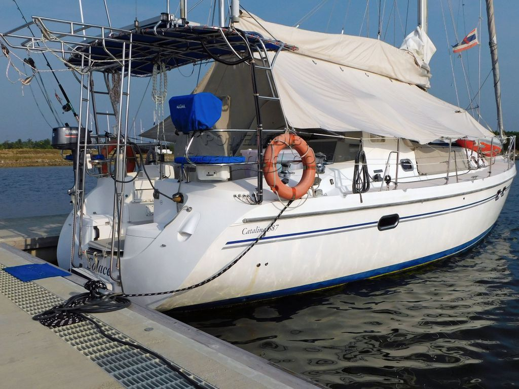 Catalina Yacht for sale in Malaysia