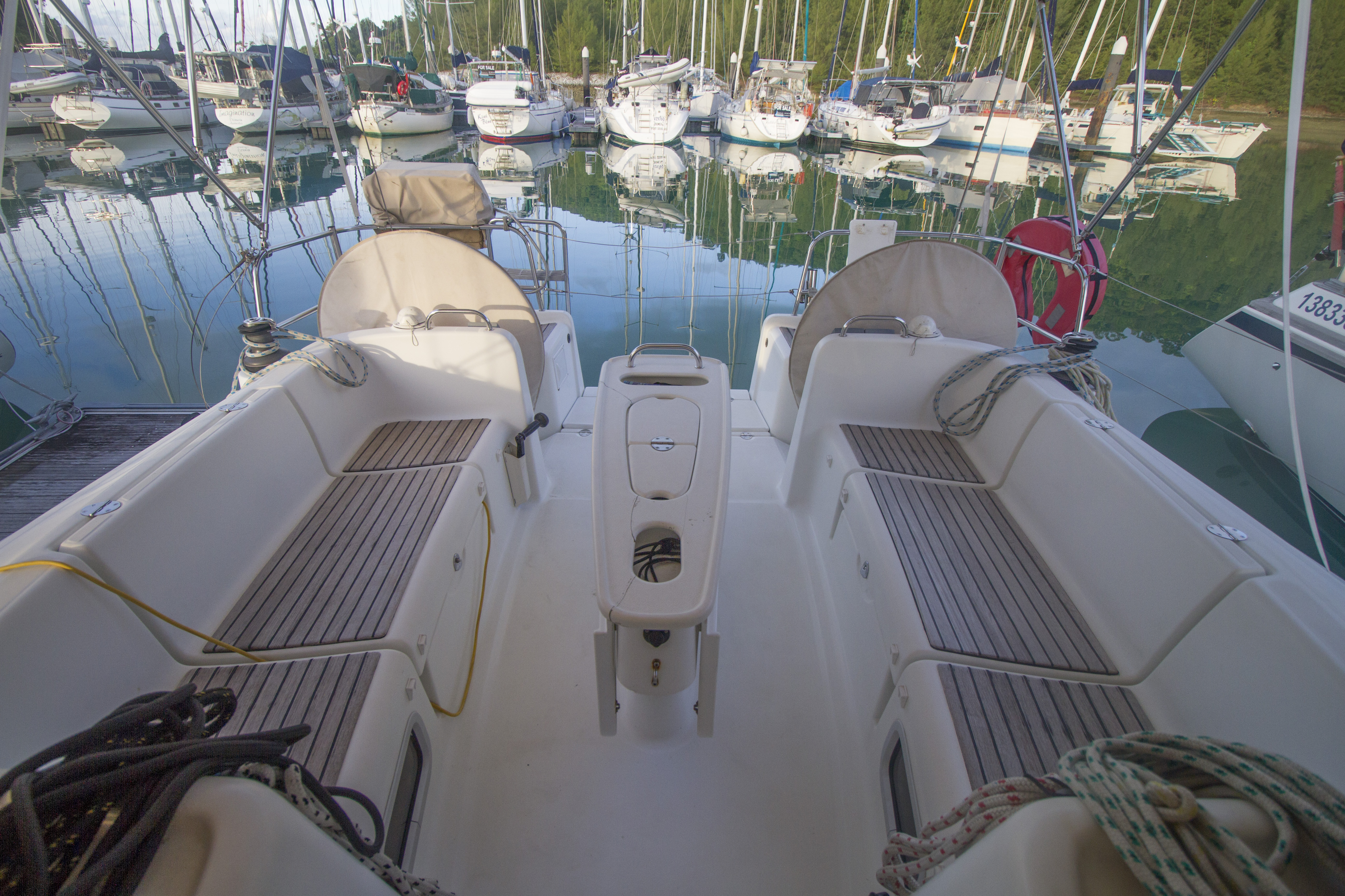 Beneteau Cyclades for sale Malaysia 23