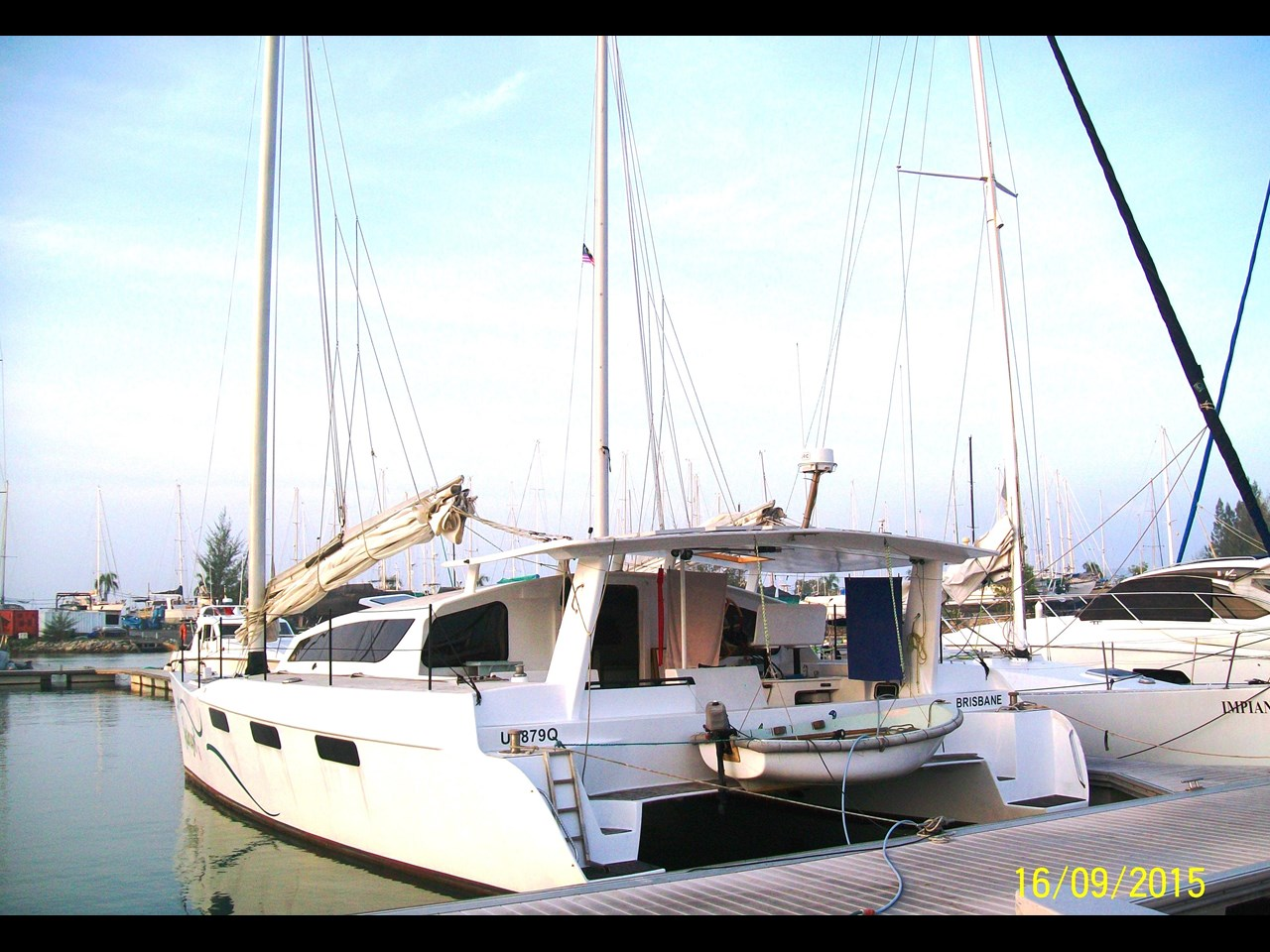 Simpson 40 Catamaran   Malaysia   Seaspray Yacht Sales Langkawi