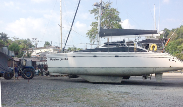 Perry Prestige 43 for sale