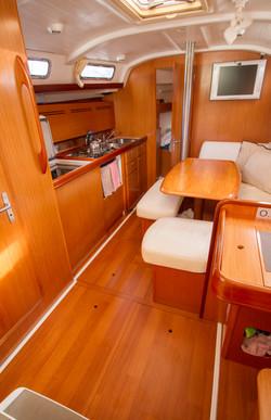 Beneteau Cyclades for sale Malaysia 11