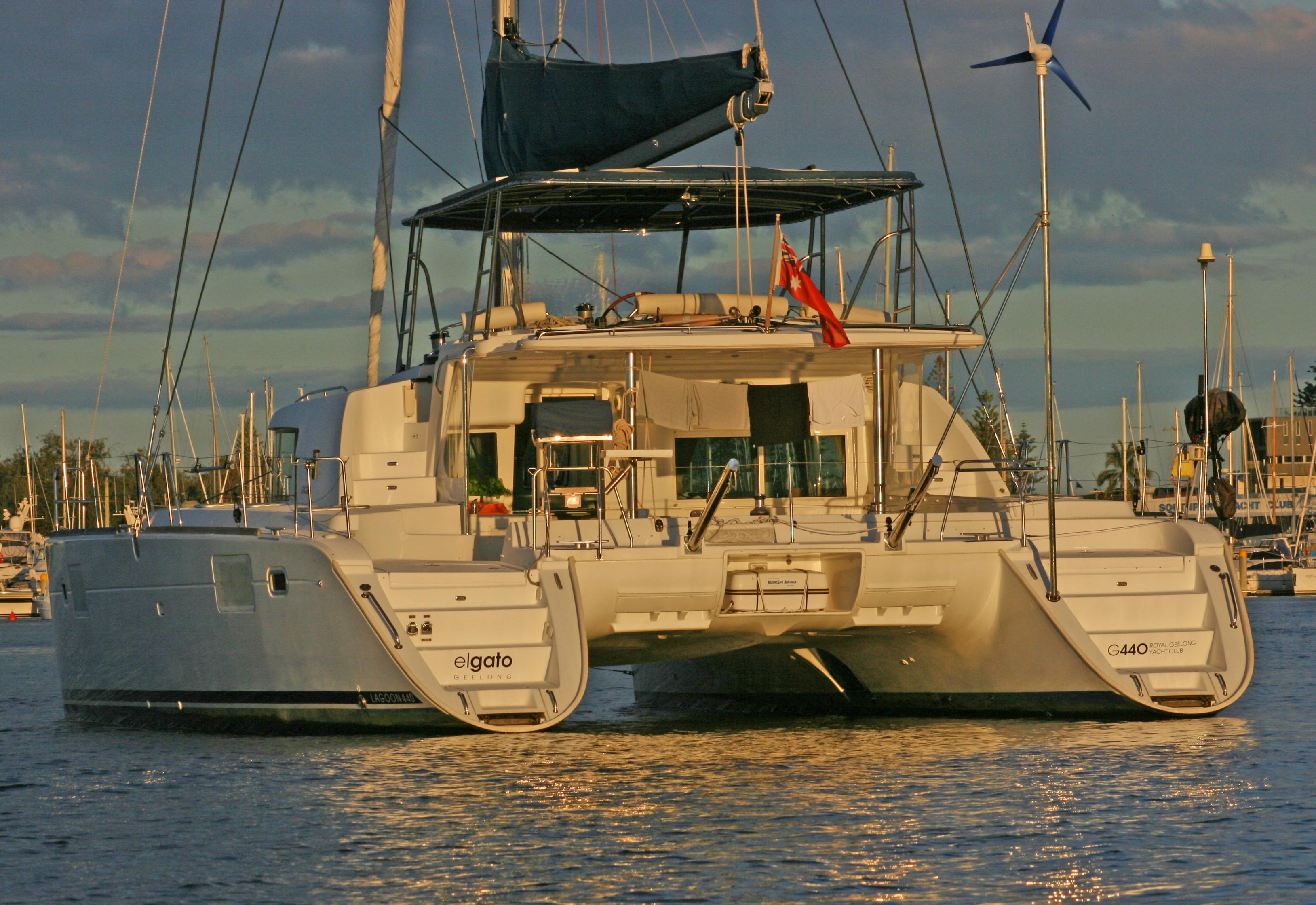 El Gato Lagoon 440 for sale Malaysia