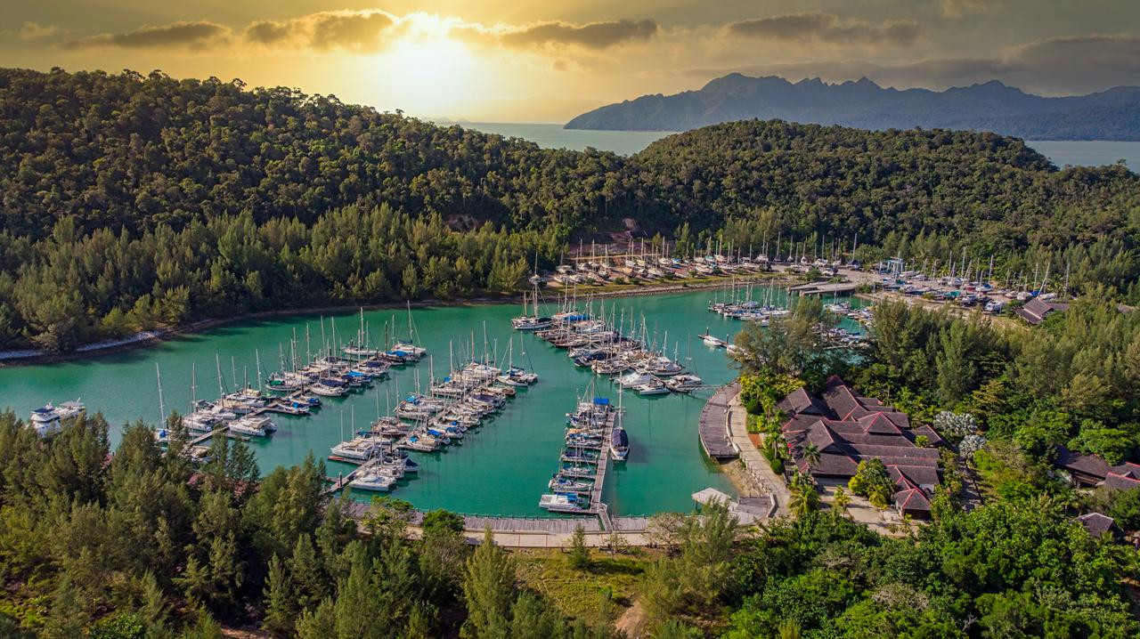 Rebak Island Marina