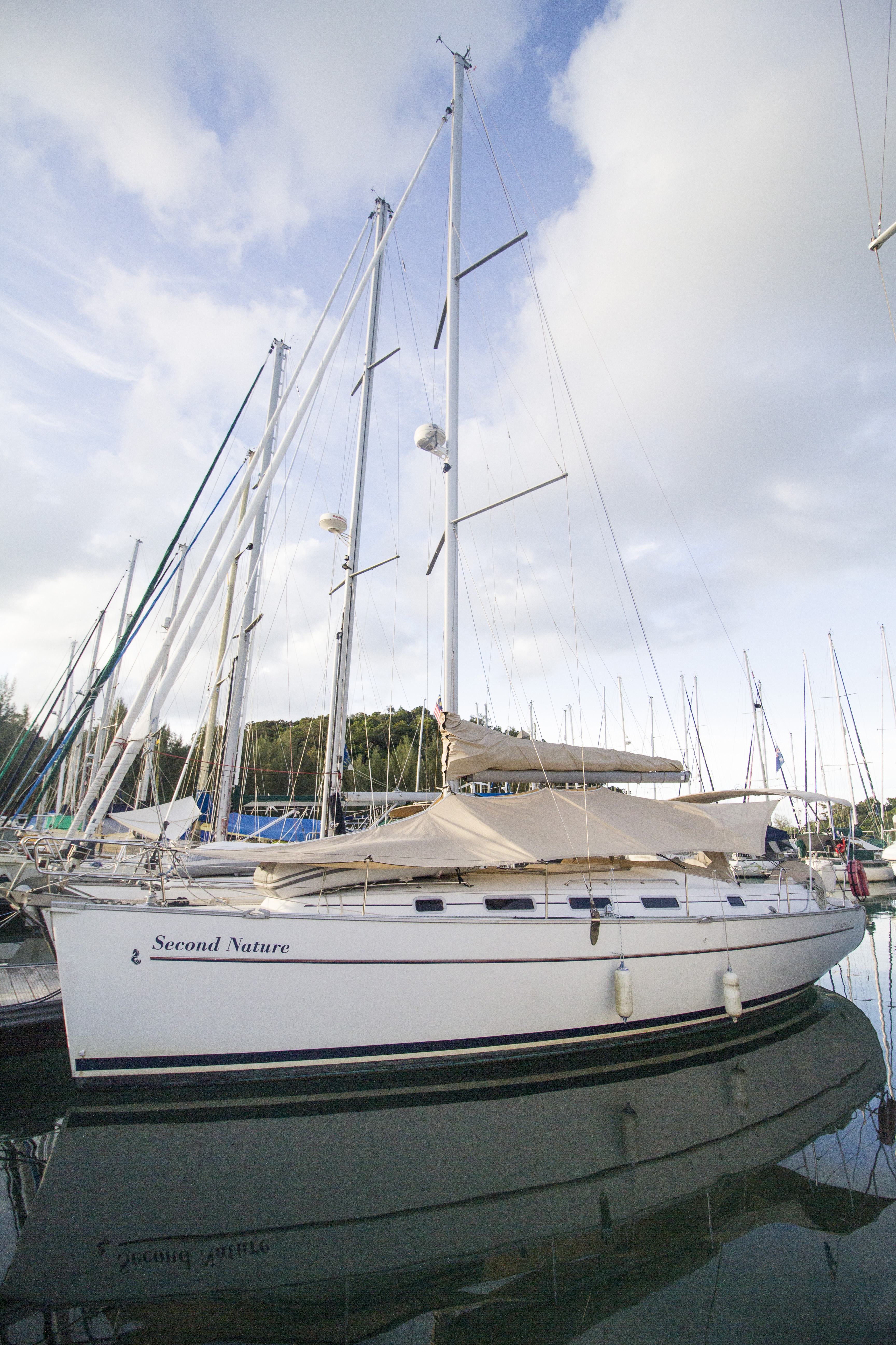 Beneteau Cyclades for sale Malaysia 17