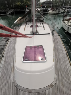 Moody 41 AC yacht for sale in Langkawi