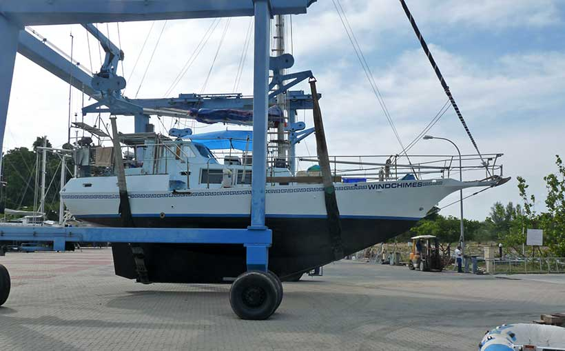Fairwind 46_m17 for sale with Seaspray Yacht SAles