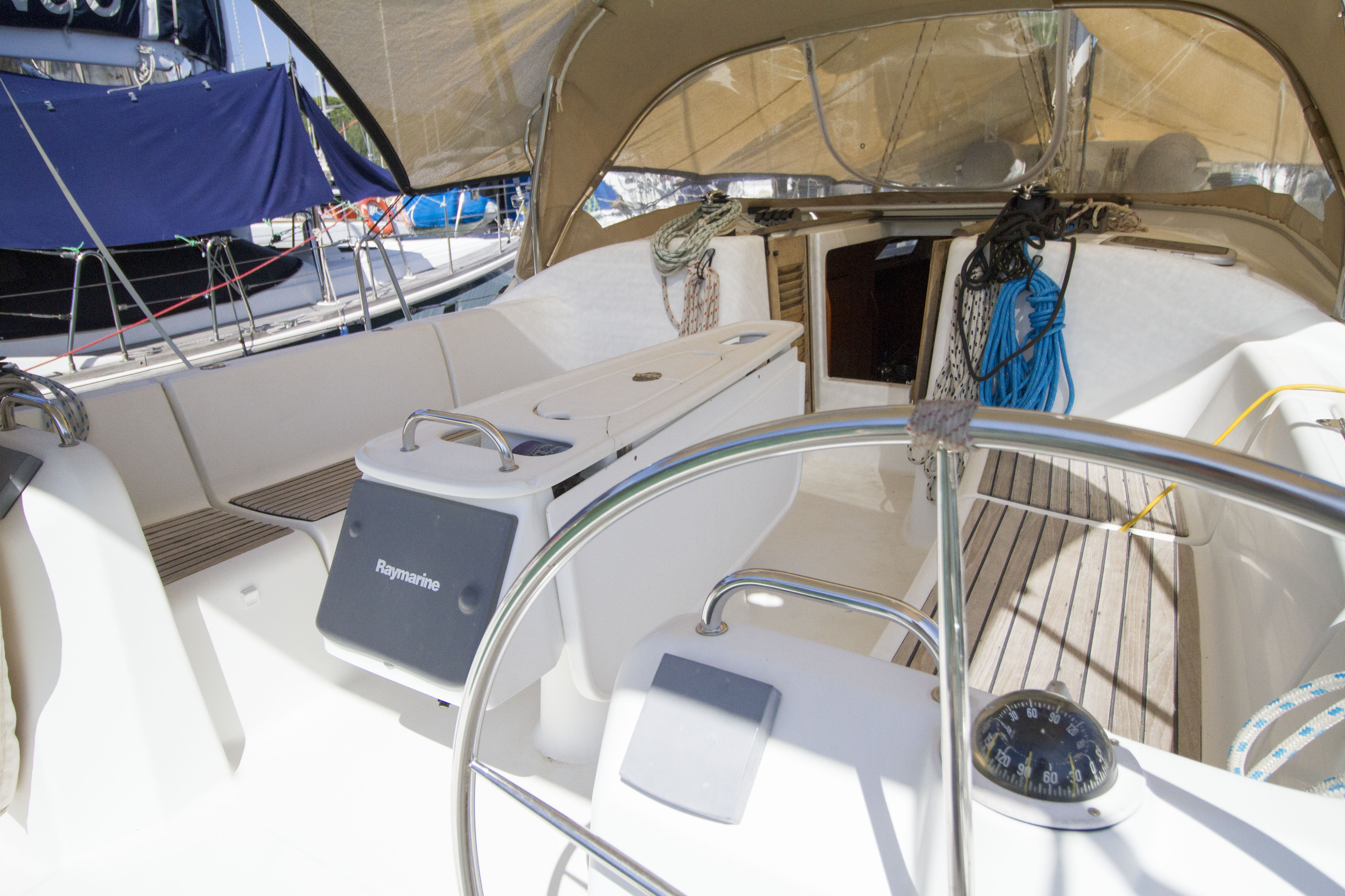Beneteau Cyclades for sale Malaysia 5