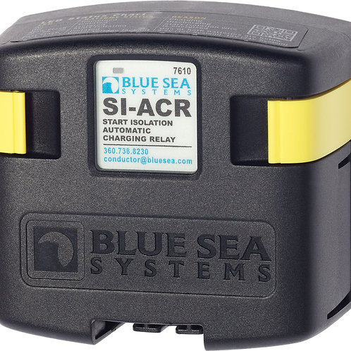 BLUE SEA SI-ACR Automatic Charging Relay - 12/24V DC 120A