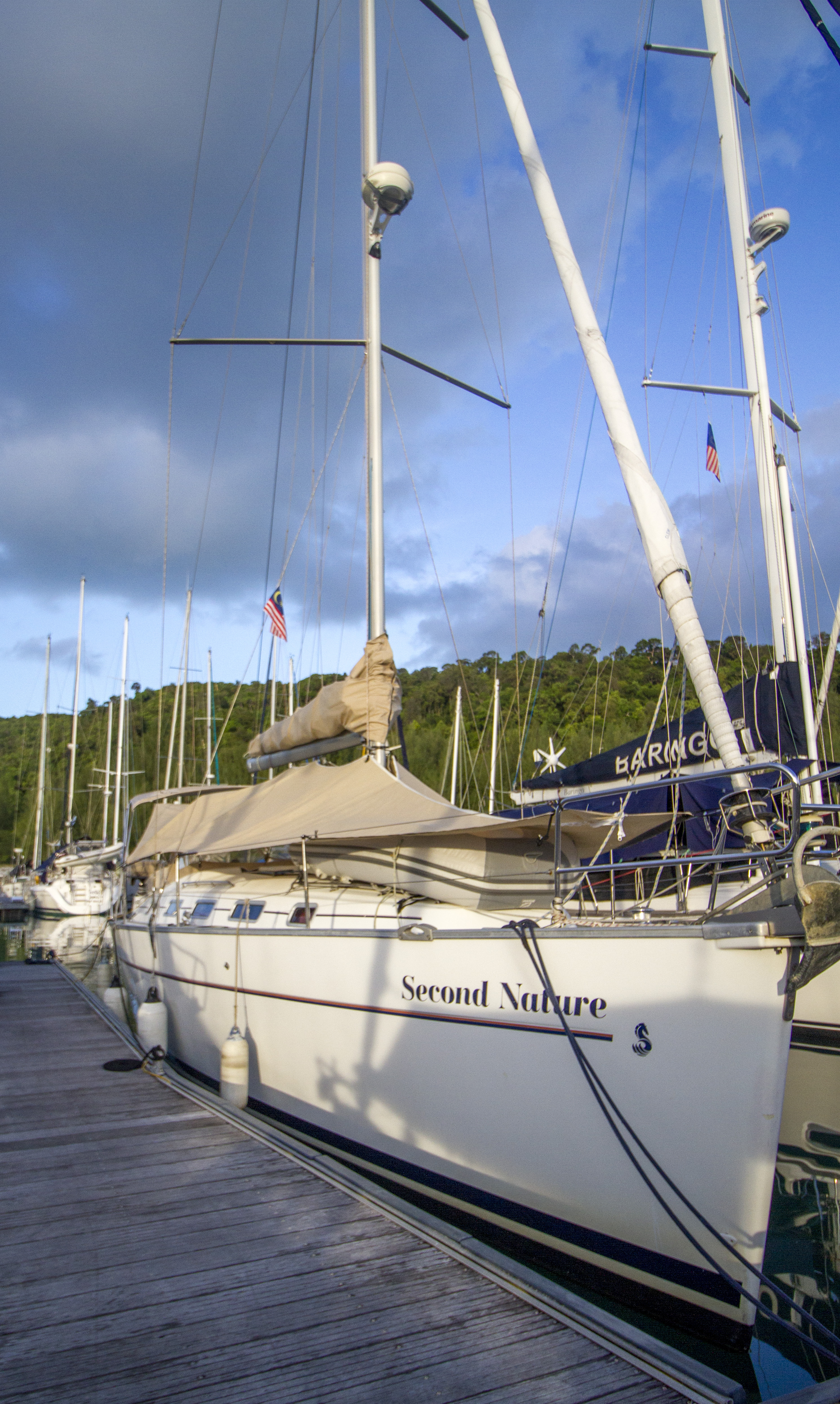 Beneteau Cyclades for sale Malaysia 19