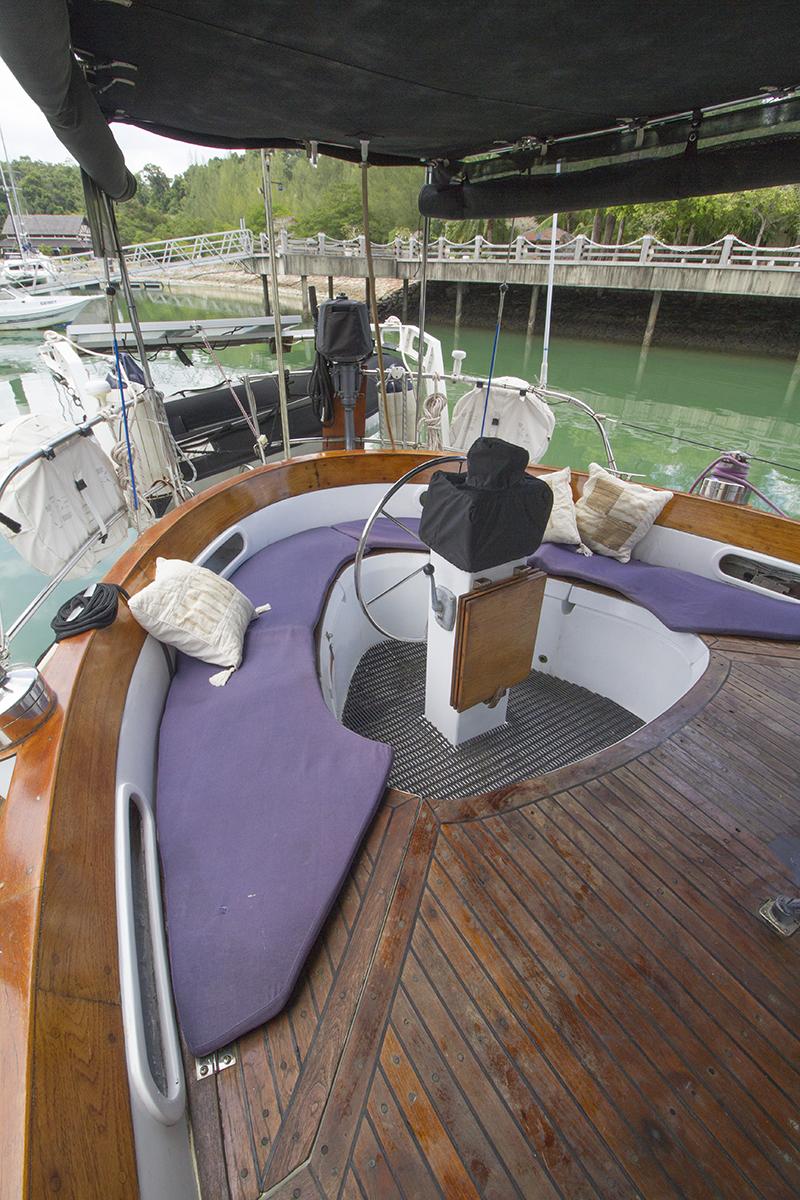 Miranda Yacht for sale malaysia 8