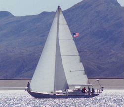 Philip Rhodes 40 ft Yacht for sale