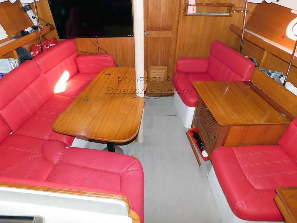 Catalina 39 ft yacht for sale