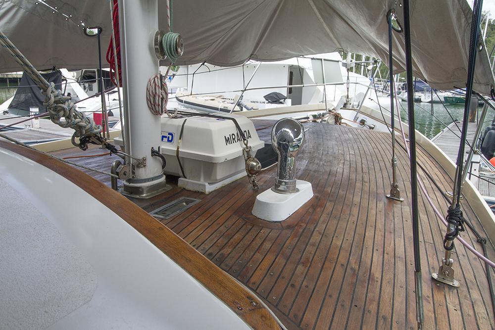 Miranda Yacht for sale malaysia 12