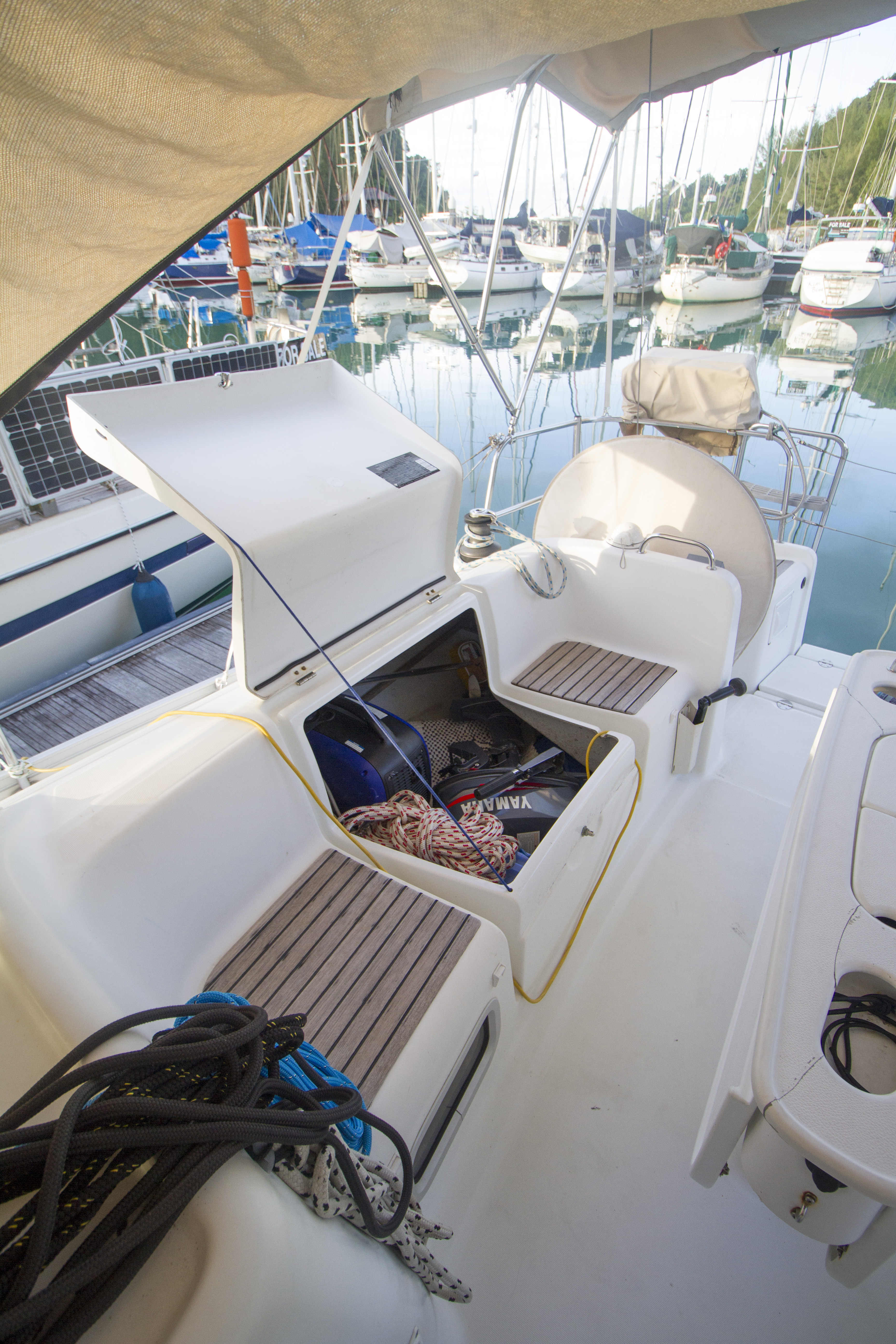 Beneteau Cyclades for sale Malaysia 20