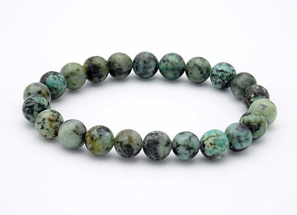 Bracelet Turquoise (afriquaine)