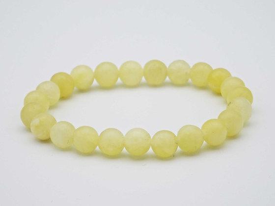 Bracelet Calcite jaune