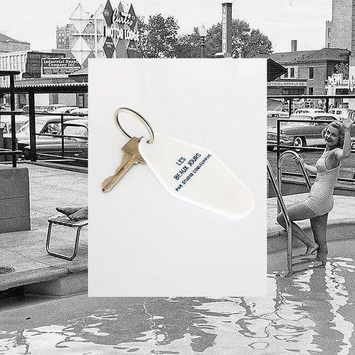 Porte-clés Les Beaux Jours Keytag