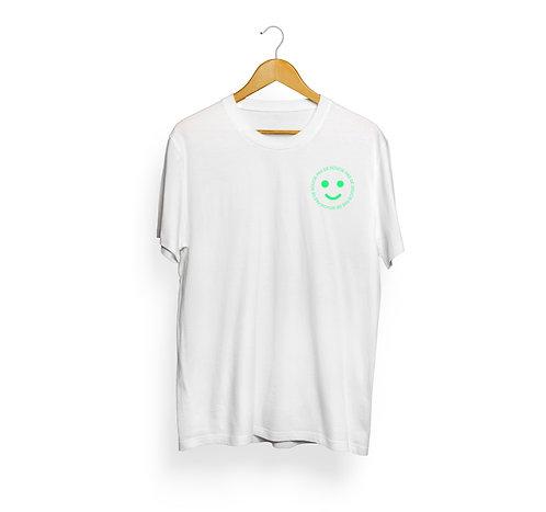 T-shirt Pas de soucis, Blanc