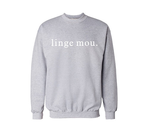 Linge Mou - Crewneck
