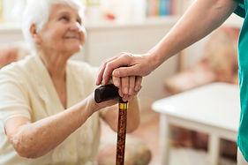 senior home help