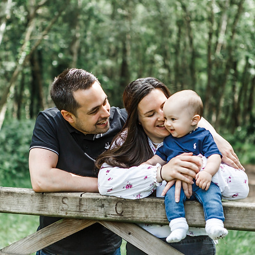 Lewis, Sophie & Alfie