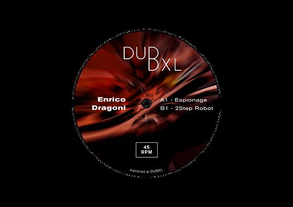 label template Enrico Dub 2 transparent