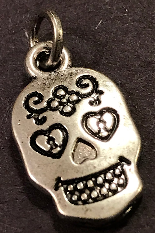 Day Of The Dead Remembrance Charm