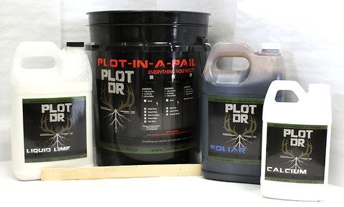 Plot-in-a-Pail Perennial Maintenance