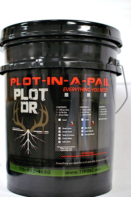 Plot-in-a-Pail Annual