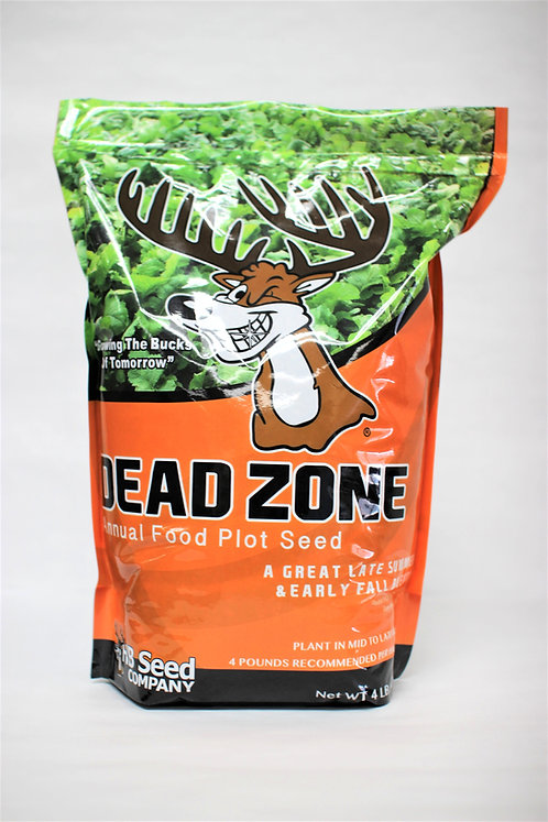 Dead Zone Annual Food Plot Seed