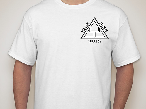 VBS Front TJK Back Shirt (White)